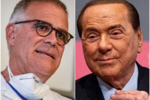 """""""Berlusconi a marzo sarebbe morto per il covid"""": ma Zangrillo parlava di blando coinvolgimento polmonare"""