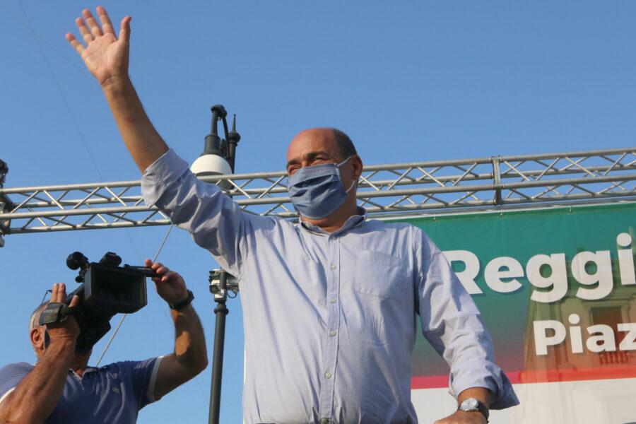 Elezioni, Zingaretti esulta e apre la stagione delle riforme