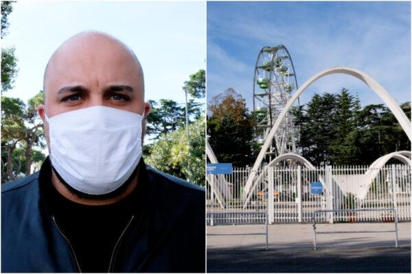 """Il dpcm chiude Edenlandia: """"Spesi 13mila euro per le sanificazioni, perché ci hanno chiuso?"""""""