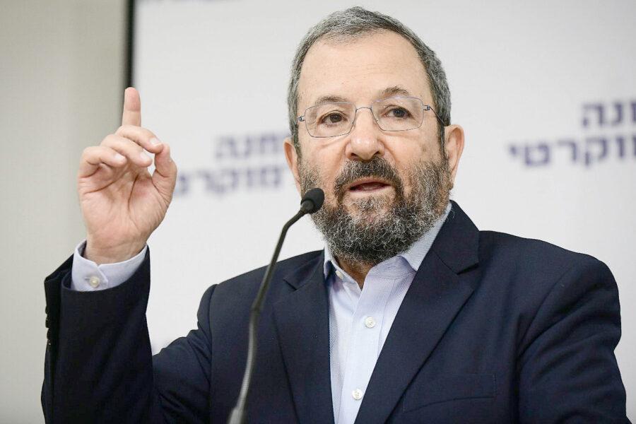 """Intervista a Ehud Barak: """"Netanyahu infetta Israele col suo odio e non lo salva dal Covid"""""""