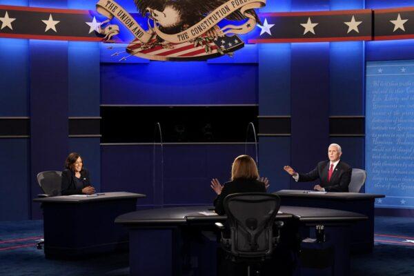 USA 2020, dibattito tra i candidati vice Pence e Harris: scontro sulla pandemia