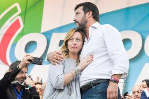 Meloni e Salvini potrebbero essere i migliori sindaci di Roma e Milano
