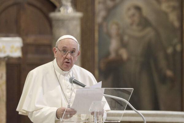 Fratello Bergoglio, camminiamo insieme