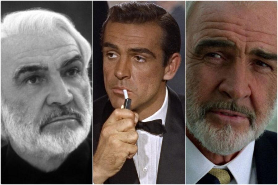 """Sean Connery è morto, addio all'attore di """"James Bond"""" e de """"Gli intoccabili"""""""