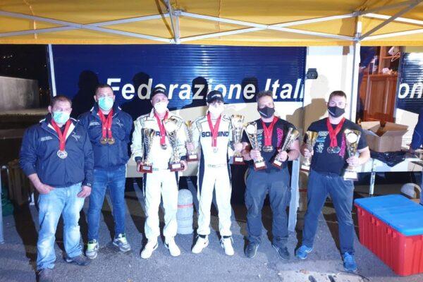 Motonautica, triplete di Diego e Massimiliano Testa