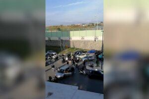 De Luca annuncia il lockdown e scattano le proteste