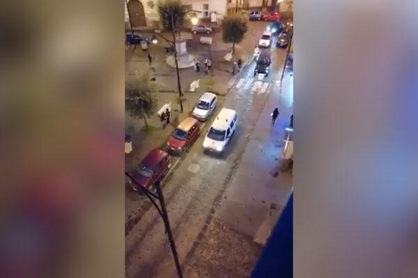 Lockdown ad Arzano, la comunicazione della Protezione Civile