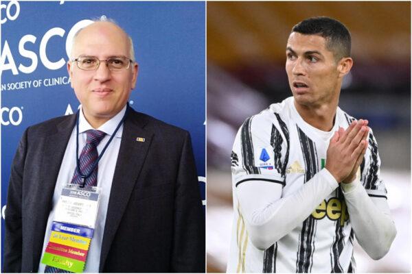 """Anche lo juventino Ascierto contro Ronaldo: """"Tampone utile, suo messaggio è pericoloso"""""""