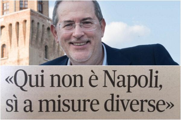 """Assessore alla cultura di Padova offende: """"Qui c'è una cultura civica molto forte, non come a Napoli"""""""