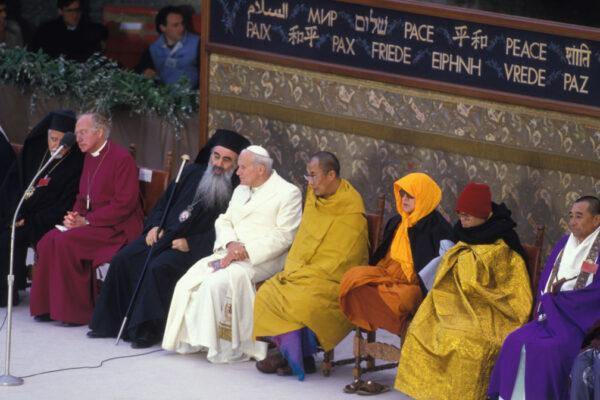 Lo Spirito di Assisi, ogni giorno come 34 anni fa