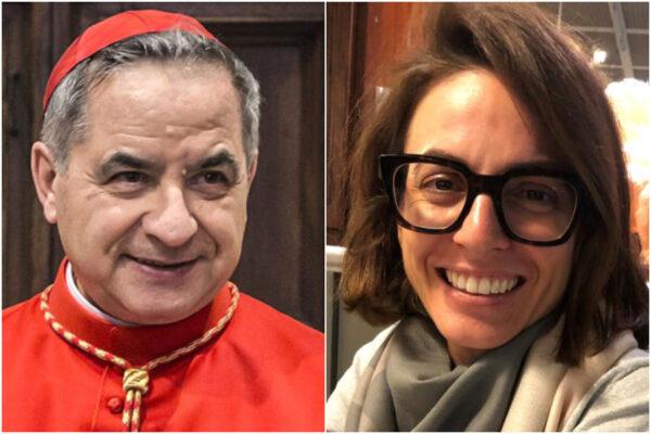 Caso Becciu: il Vaticano fa arrestare Cecilia Marogna, la 'dama del  cardinale' - Il Riformista