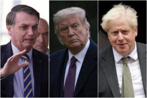 Quando il Coronavirus colpisce i negazionisti: i casi Trump, Bolsonaro e Johnson