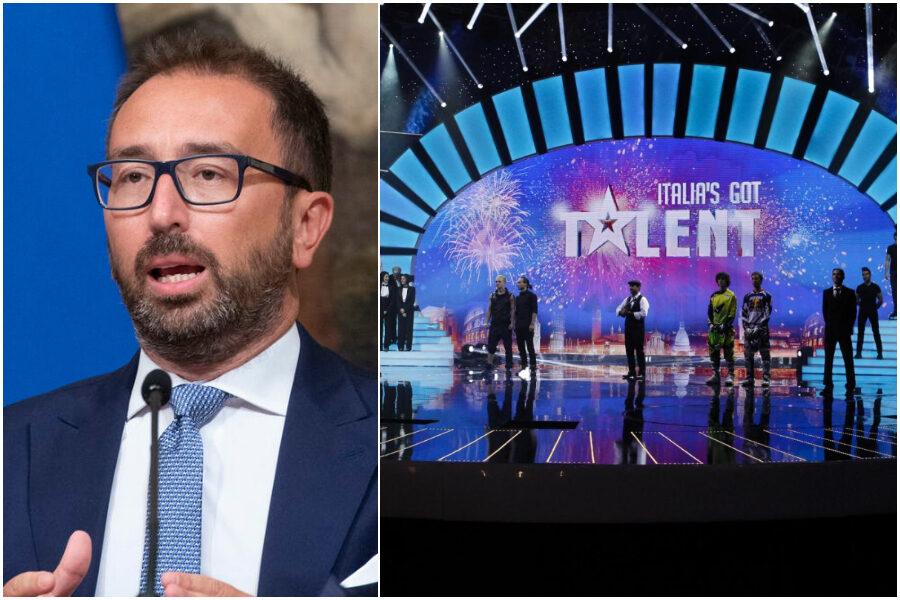 I detenuti possono essere pestati, ma non possono andare a Italia's Got Talent