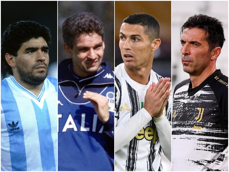 Classifica dei migliori calciatori della storia, tanti campioni esclusi e scelte discutibili