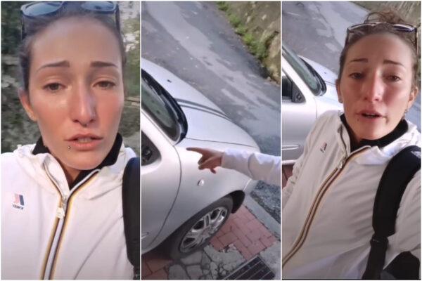 """""""Quando sei lesbica in Italia ti distruggono l'auto e nessuno fa niente"""", lo sfogo di Camilla vittima di omofobia"""
