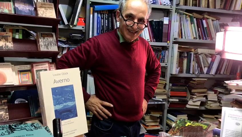 Dante&Descartes, è la piccola libreria di Napoli che ha pubblicato il Premio Nobel Glück