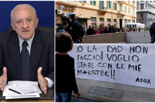 Scuole in Campania, il Tar boccia i genitori: le date del possibile rientro in classe