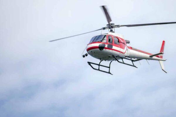 Elicottero precipita a Cervinia, un morto e un ferito