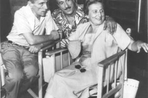 I fratelli De Filippo, Sergio Rubini gira a Napoli il film sulla celebre famiglia di artisti