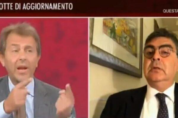 """Fiano contro Giorgino, il 'doppiopesismo' dei fan di Salvini che parlano di """"regime e censura"""""""