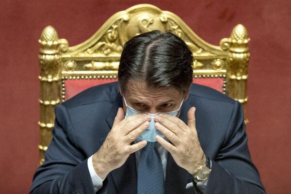 Franceschini silura Conte: chiede vertice su emergenza via agenzie di stampa