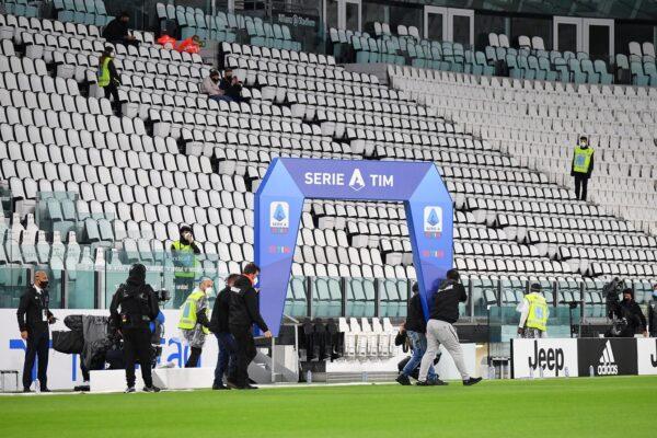 Juventus-Napoli non è una partita tra due squadre ma tra Stato e anarchia