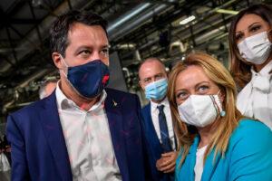 Se Salvini e Meloni fossero onesti chiederebbero scusa agli italiani…