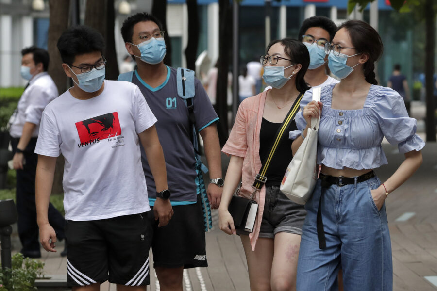Torna la paura Coronavirus in Cina, nove milioni di abitanti di Tsingtao saranno sottoposti a tampone