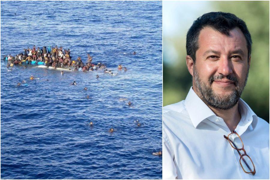Nell'era Salvini 550 morti in più in mare all'anno, ne valeva la pena?