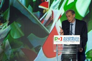 """""""Il monito di Bertinotti merita attenzione, il Pd che volevamo va ancora costruito"""", parla Piero Fassino"""