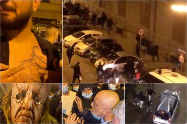 """""""Processare e sciogliere Forza Nuova"""", dopo la guerriglia di Napoli i neofascisti sotto accusa"""