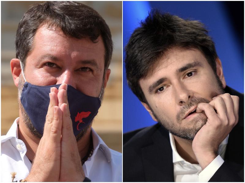 """Sondaggio Dire-Tecnè, scendono Lega e 5 Stelle: """"Sbagliato processare Salvini"""""""