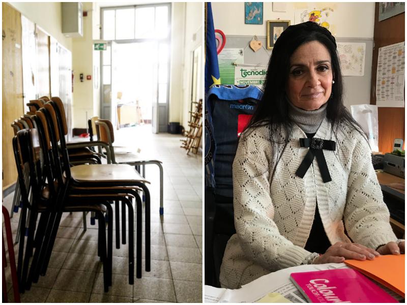 """Campania, la preside di Scampia sulle scuole chiuse: """"Niente panico, approfittiamo per organizzarci meglio"""""""