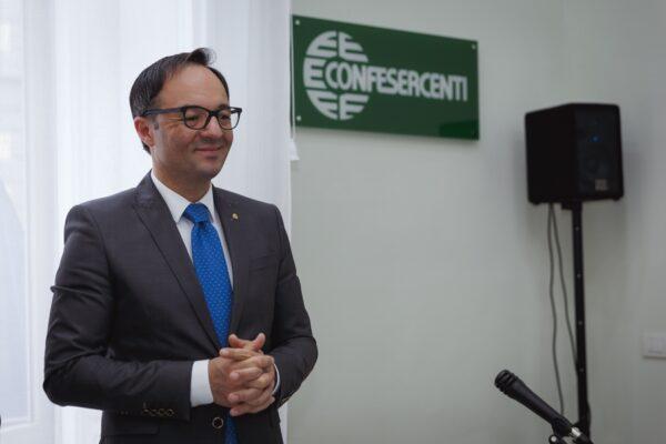 Confesercenti, Vincenzo Schiavo delegato alle politiche del Mezzogiorno
