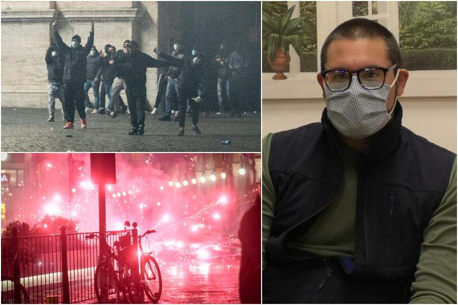 """""""Cittadini esasperati, c'è rischio che qualcuno scenda in piazza armato"""", l'allarme di Luca Di Bartolomei"""
