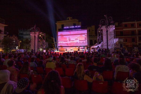 Al via il Social World Film Festival: Gaia Girace madrina della decima edizione a Vico Equense