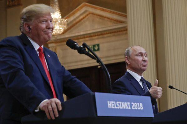 Trump positivo ma il rublo crolla: tra virus e guerra fredda perde la Russia