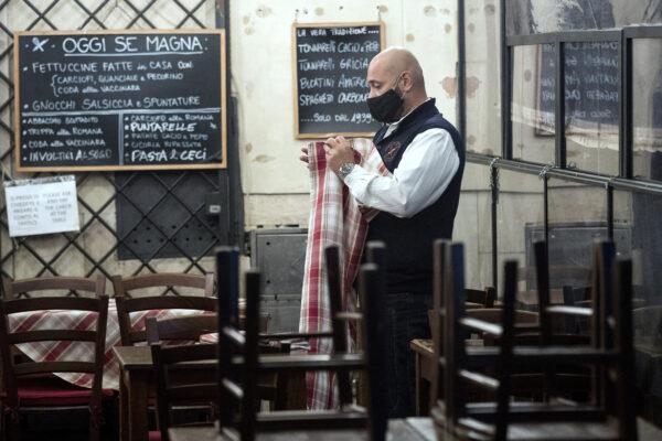 Nuovo Dpcm, si va verso ristoranti chiusi a Natale e Santo Stefano