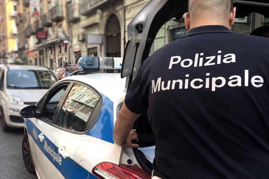 Ecco come la polizia locale è andata in crisi