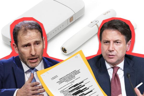 Casaleggio-Philip Morris, il maxi regalo di Conte alla multinazionale mentre l'Italia moriva di Covid
