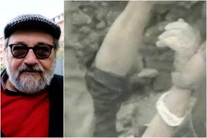 """Terremoto del 1980, il racconto di Donato: """"Sento ancora il pianto delle bimbe prima di morire, sono stato 18 ore sotto le macerie"""""""