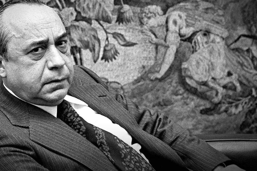 100 anni fa nasceva Leonardo Sciacia, il maestro venuto dalla luna