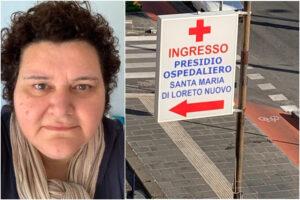 """""""Parliamo di questa stanità che mette al centro il paziente e la sua sofferenza"""": Antonella, ricoverata al Loreto Mare"""