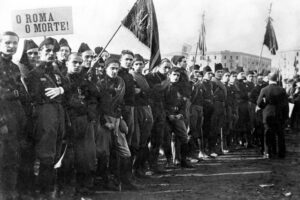 Marcia su Roma, le responsabilità della sinistra nella presa di potere dei fascisti