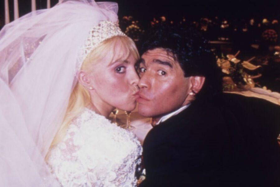 Tutte le donne di Diego Armando Maradona: dall'amore per Claudia Villafane alla passione per Heater Parisi