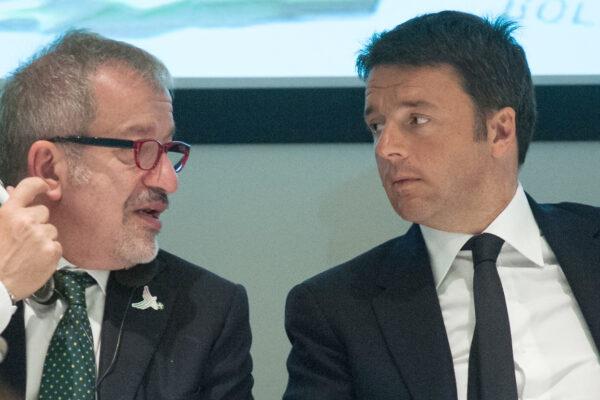 I processi politici sono diventati operazioni chirurgiche: dopo 6 anni esce Maroni ed entra Renzi