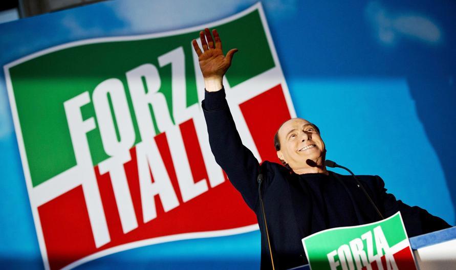 """Consenso e posizionamento, i numeri di Gigliuto """"svelano"""" Berlusconi"""