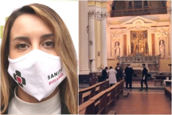 """Tampone Sospeso, il cuore grande dei napoletani per la salute di tutti: """"Oltre 500 prenotazioni da chi non può permetterselo"""""""