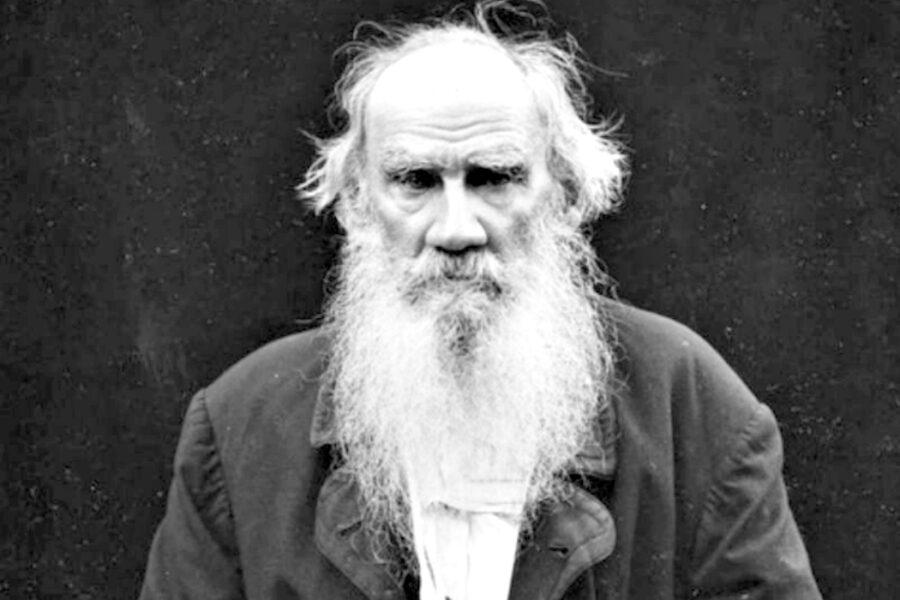 La lezione di Tolstoj, bisogna riconoscere il male e non attribuirlo agli altri