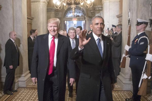 Ma quale magico Donald, la vera ripresa fu con Obama
